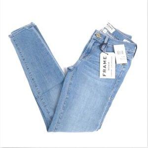 NWT FRAME Le Skinny de Jeanne Jeans Antibes SZ 24